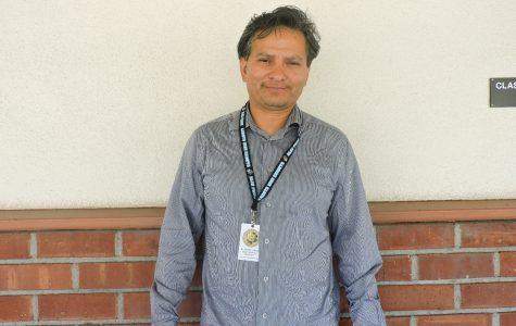Mr. Casteñada