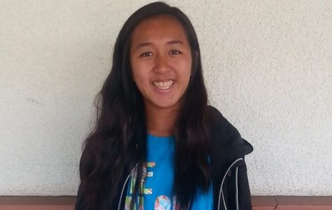 Michelle Tong - Girls Varsity Tennis