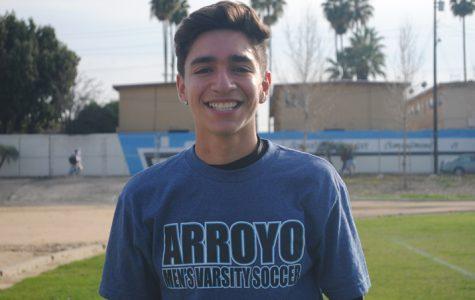 Boys Varsity Soccer – Dustin Ramos