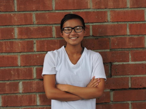 JV Girls Tennis- Michelle Dang