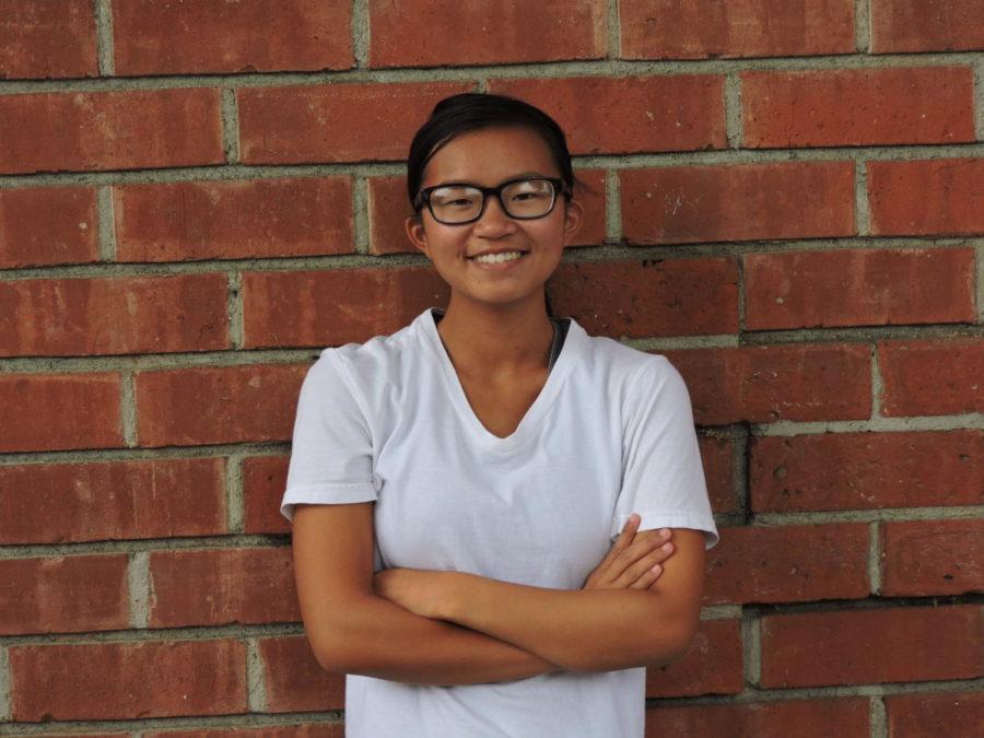 JV Girls Tennis- Michelle Dang