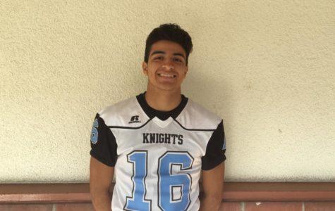 Varsity Football – Oliver Gonzalez
