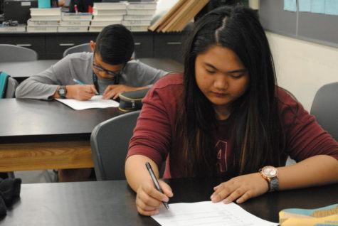 Club Corner: Academic Decathlon