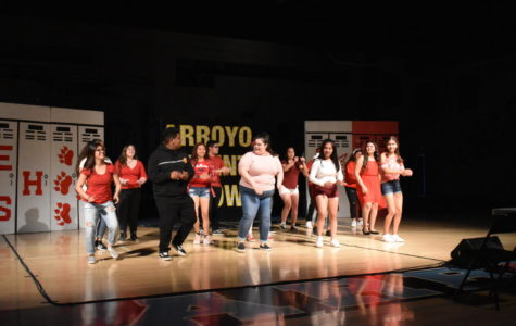 The High School Musical AVID Talent Show