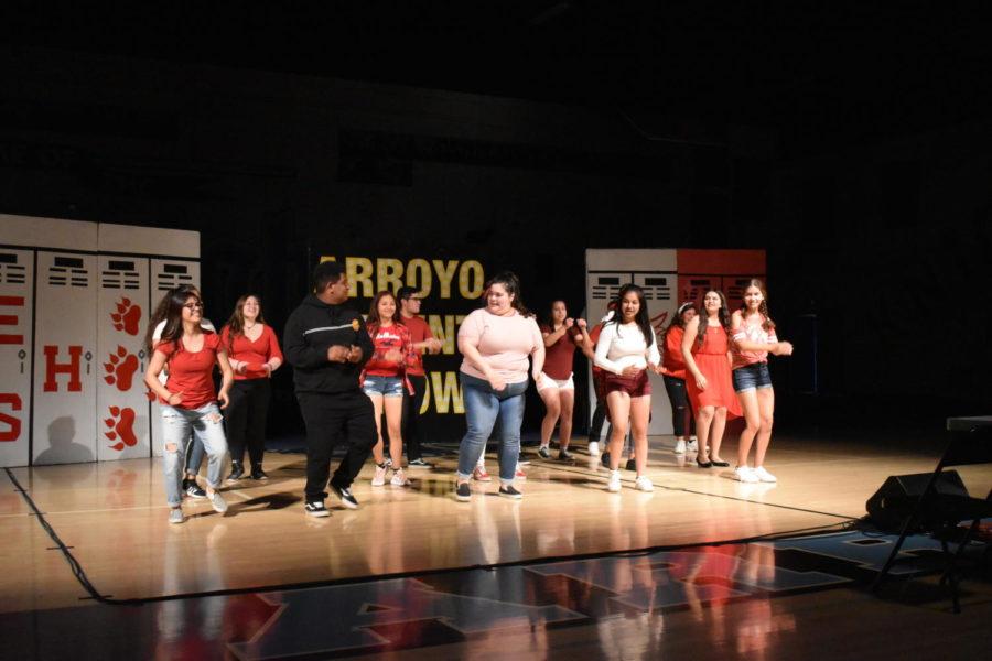 The High School Musical AVID Talent Show