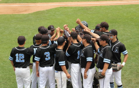 Arroyo's Baseball Team wins CIFS;12-2
