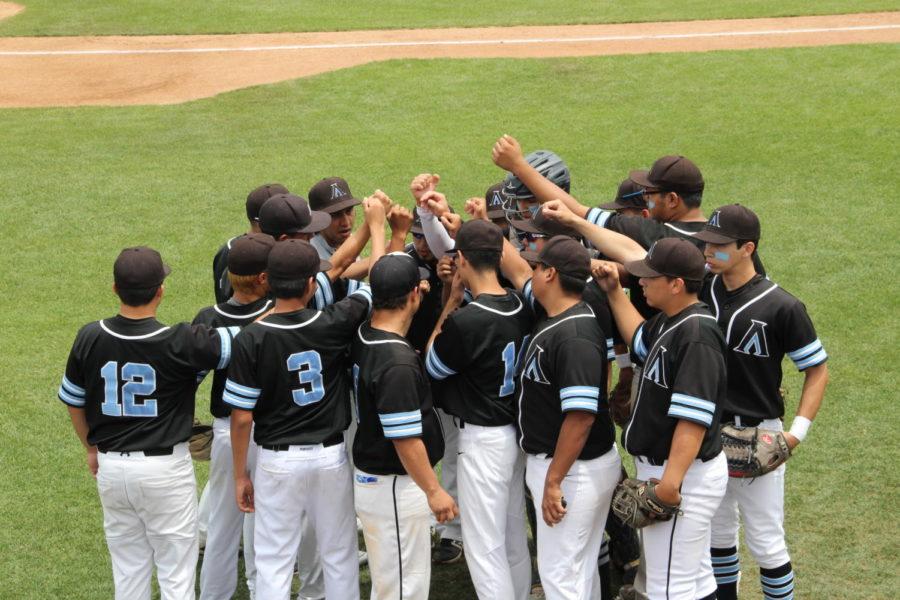 Arroyo's Baseball Team wins CIFS;12-2